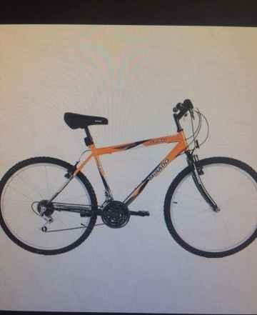 "Велосипед Mikado Флеш, рама 18"", оранжевый"