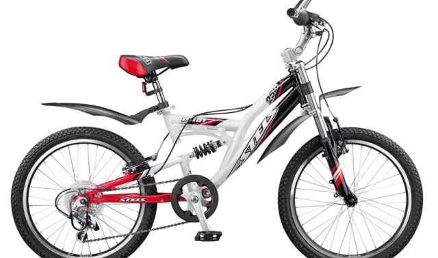 Велосипед горный Стелс Пилот 250, 20дюймов