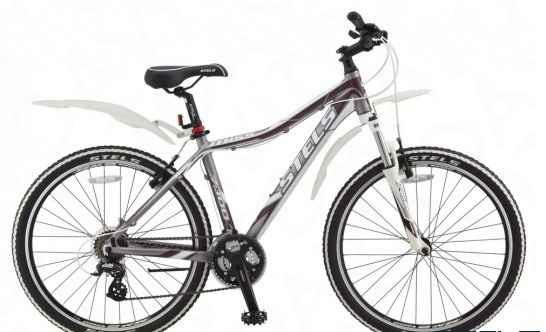 Велосипед для девушек Стелс новый