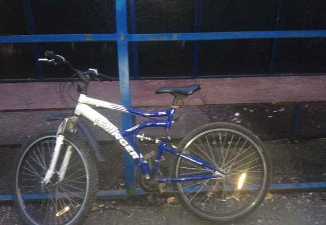 велосипед горный Стингер