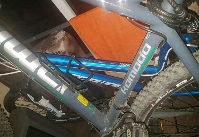Велосипед Jamis komodo 2015