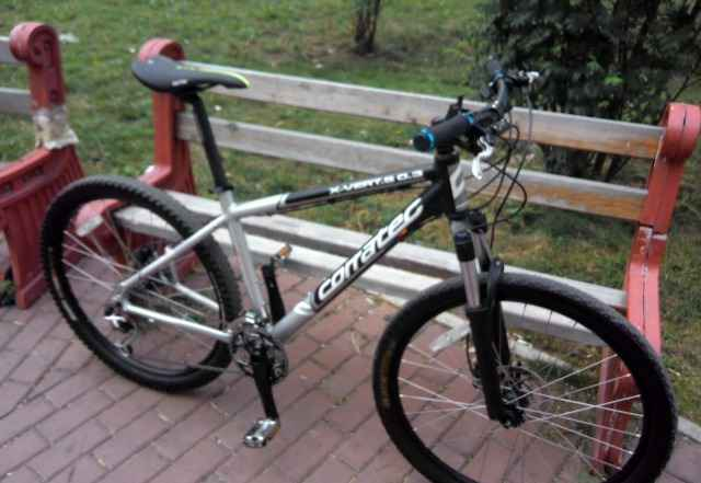 Велосипед Corratec Х-Vert С 0.3