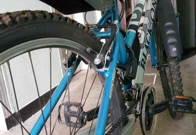 Женский велосипед блэк,блак one