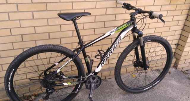 """Велосипед Merida Big Nine 300 29"""""""