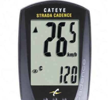 Велокомпьютер Cateye Страда Cadence
