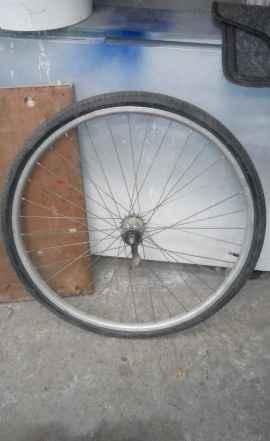 Колеса на большой велосипед