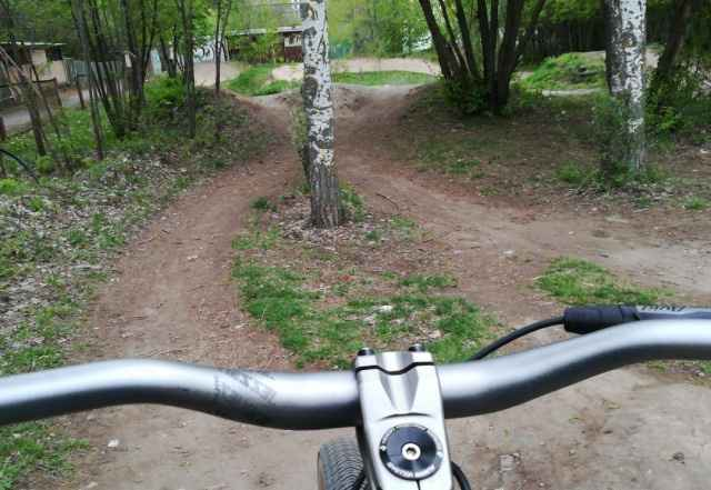 Bergamont Kiez Dirt 2016