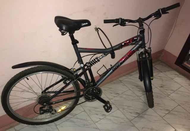 Велосипед BTwin Rockrider 6.0 (декатлон)