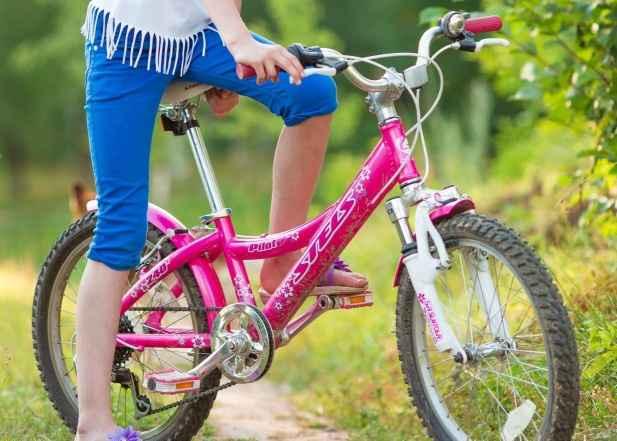 Велосипед для девочки, Стелс Пилот 240 Girl