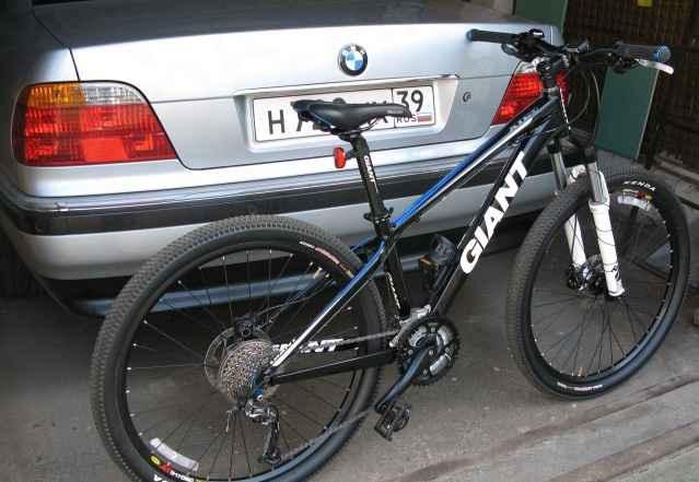 Велосипед giant XTC 3