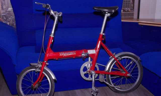 Легкий (10.5 кг) велосипед Bridgestone (Япония)