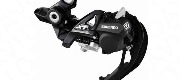 Переключатель задний Shimano XT RD-M786 SGS 10ск