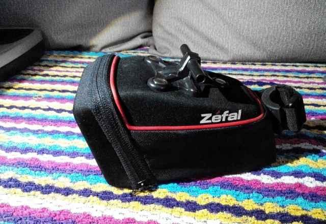 Велосумка Zefal