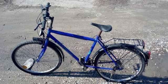 Велосипед горный б/у