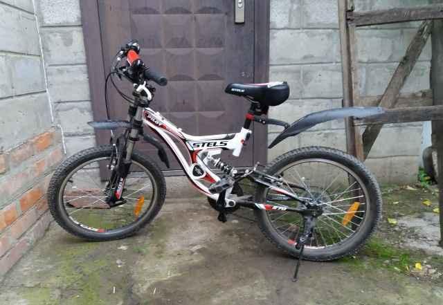детский велосипед Stel Пилот 270 - 2014 г