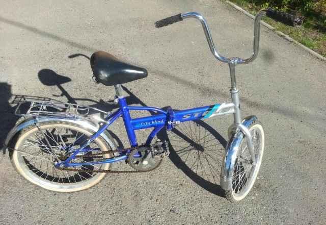Велосипед Стелс в отличном состоянии