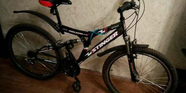 Велосипед Стингер Хайлендер sx 100