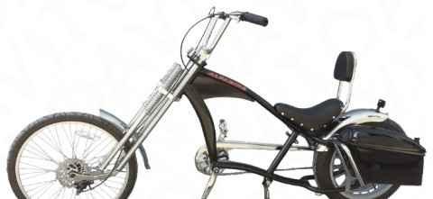 Alfabike Челленджер