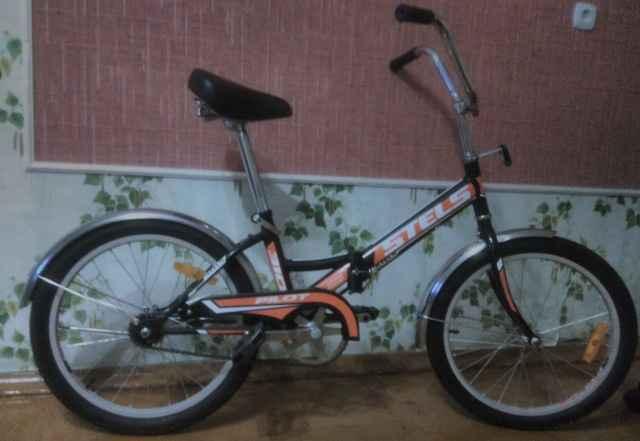 Велосипед складной Стелс Пилот 310