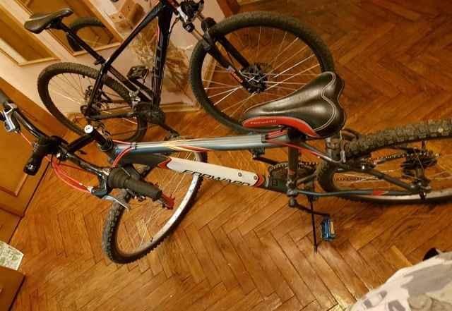 Отличный велосипед форвард