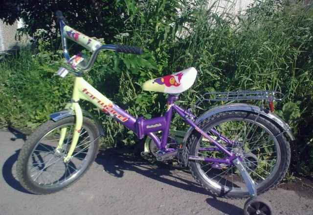 Велосипед Форвард racing 18, (для девочки)