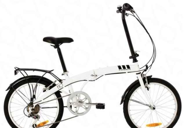 Велосипед складной городской orbea Folding F10