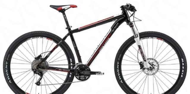 горный велосипед Merida Big. Nine TFS 500 D