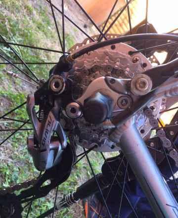 Электромотор - колесо