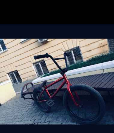 BMX WeThePeople crysis 2016