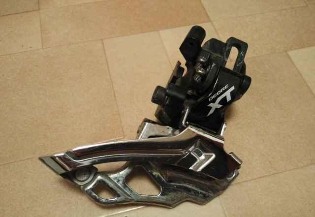 Переключатель передний Shimano XT FD-M786 2x10