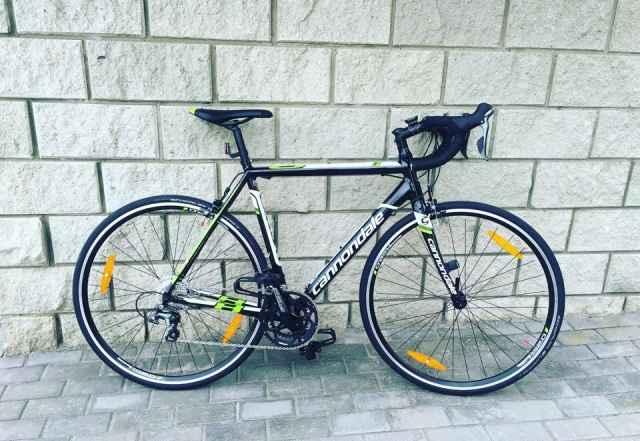 Шоссейный велосипед Cannondale cadd 8 2014