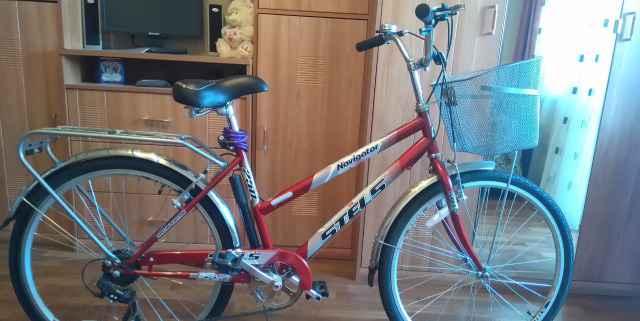 Велосипед Стелс Навигатор 250 lady (2015)