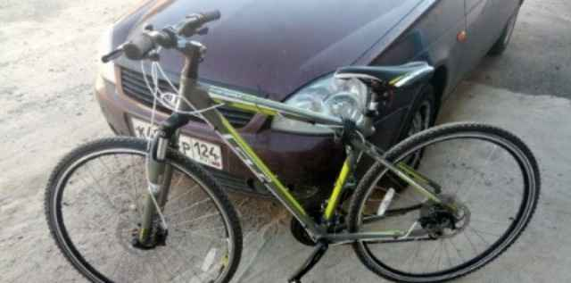 Велосипед ГТ transeo 3.0