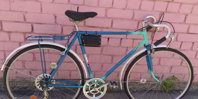 Велосипед Турист (хвз) в хорошем состоянии