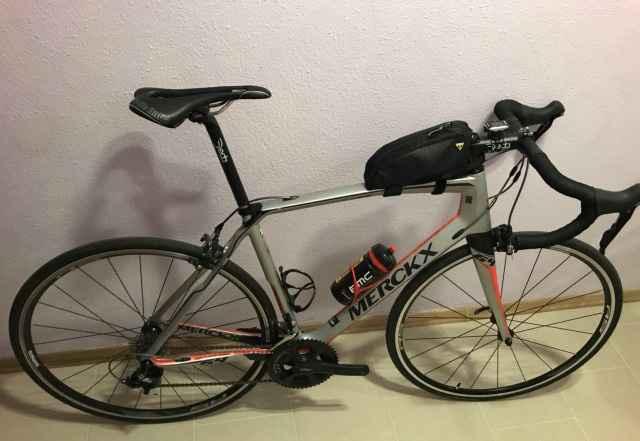 Велосипед шоссейный Eddy Mercx