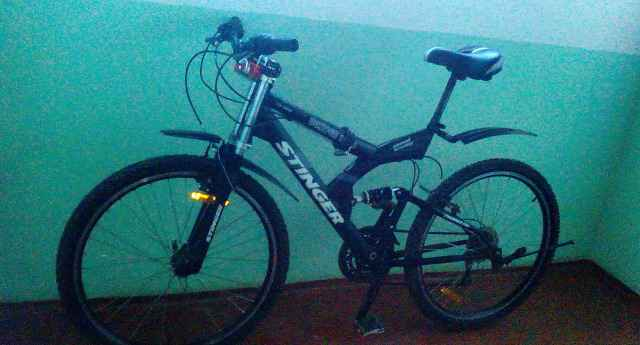 Велосипед для кросс-кантри Стингер