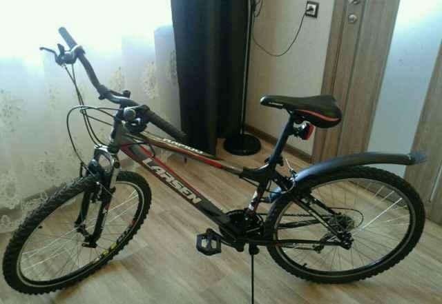 """Велосипед Larsen Рапидо XC 17"""""""