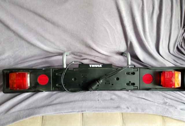 Велокрепление Thule Xpress 970 с панелью 976