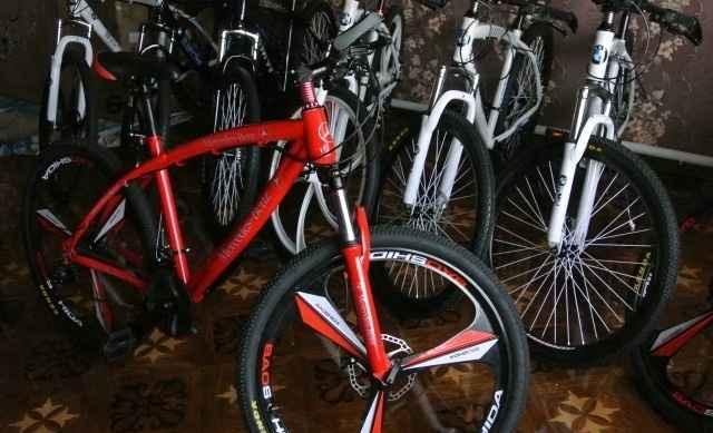 Велосипеды от производителя на литье
