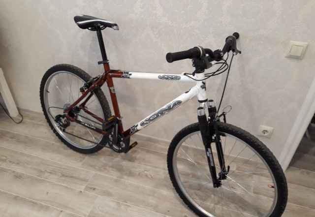 велосипед кона ланай