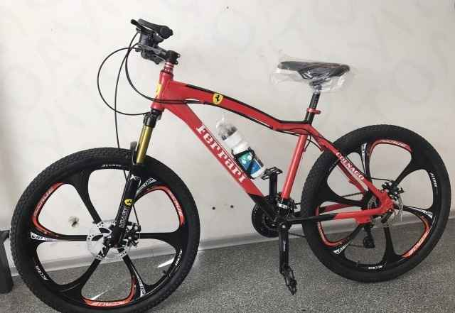 Велосипед на литых дисках Феррари,Ферари 360