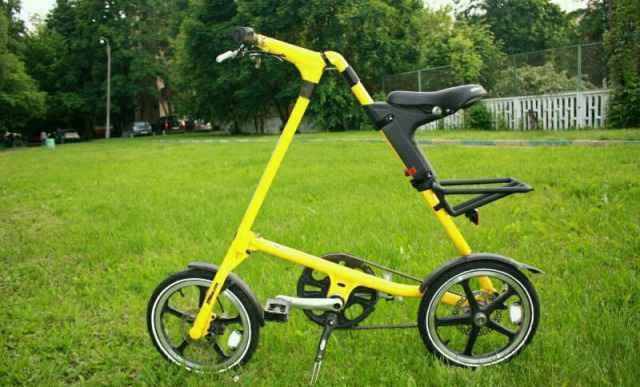 Складной велосипед Strida LT (оригинальный)