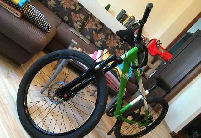 Велосипед хардтэйл Mongoose Fireball