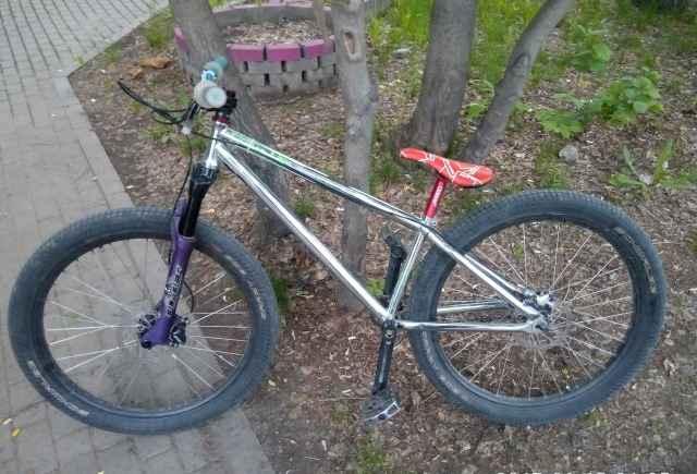велосипед Стрит dirt стрит дерт