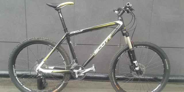 Велосипед scott scale