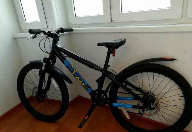 Подростковый велосипед Mongoose Fireball 24