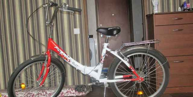 Складной велосипед Форвард Valencia 2.0