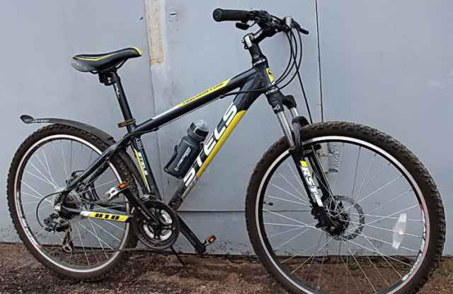 Велосипед Стелс Навигатор 810 Disc