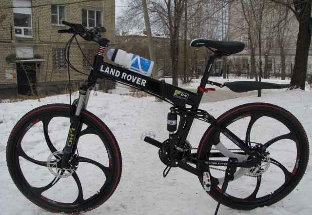 Велосипед Ленд,Ланд Ровер Г4 (Черный)
