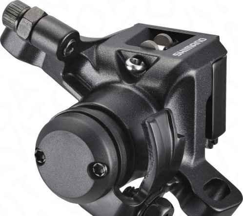 Дисковый механический тормоз Shimano BR-M416